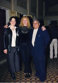 Charito Atilli-Mónica Aicardi-y Jorge Horacio Gómez-Director de FM-Universal 93.7