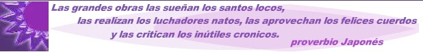 AL QUE LE QUEDE EL PONCHO QUE SE LO PONGA, SABIAS PALABRAS!!! PARA EL BUEN ENTENDEDOR...