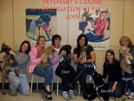 Canine Graduating Class 2009