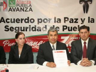 Zavala por la Paz y la Seguridad de Puebla