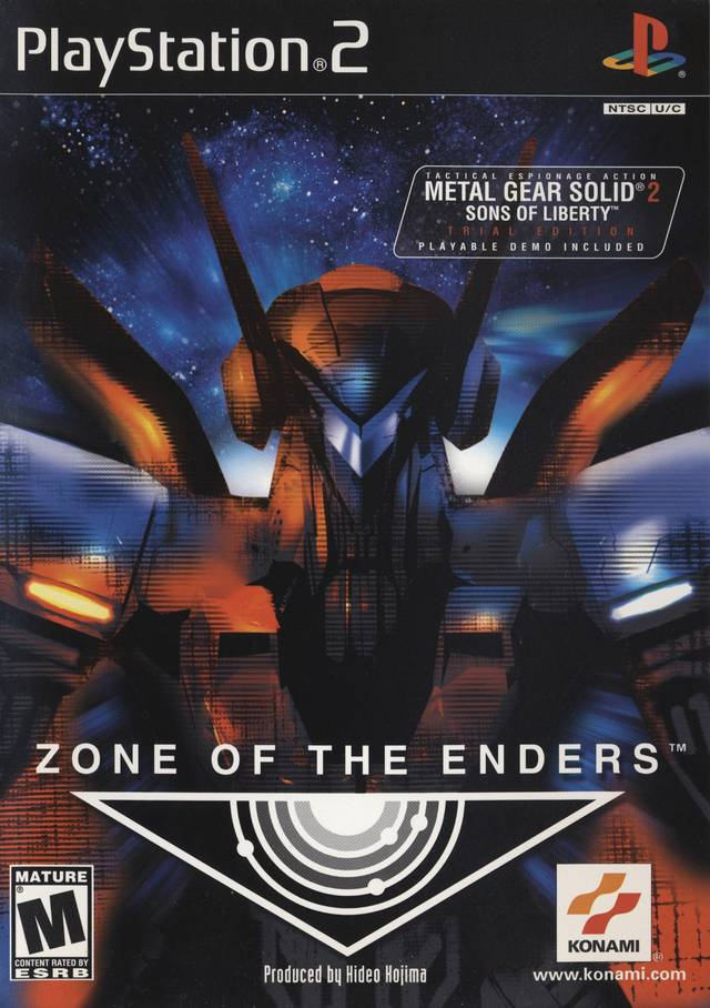 (PS2) Zone of the Enders