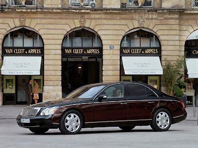 Maybach 57 S. Babez.de - Maybach 57 S 2006