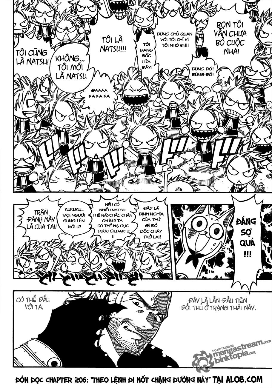 TruyenHay.Com - Ảnh 19 - Fairy Tail Chap 205