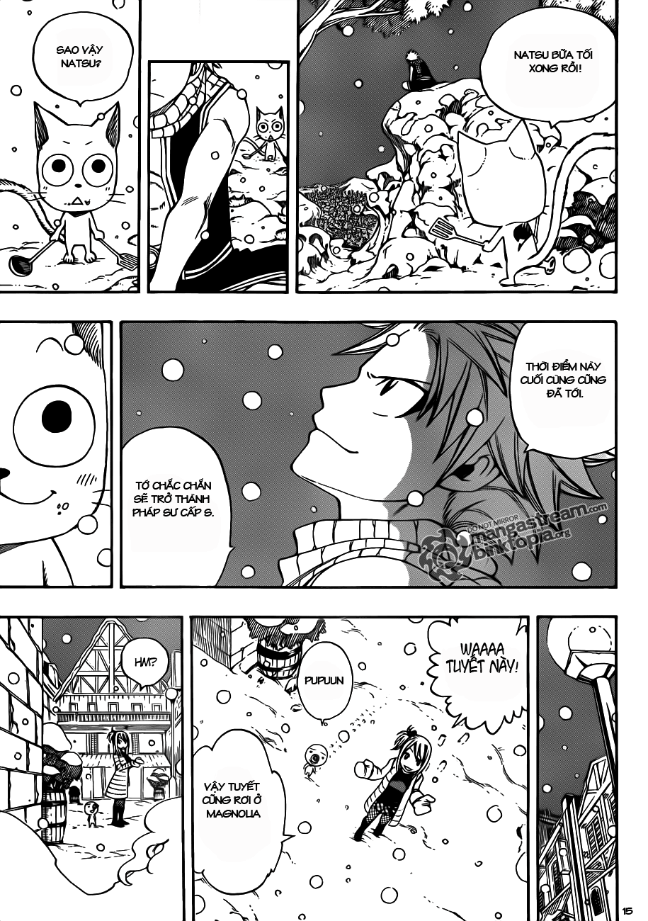 TruyenHay.Com - Ảnh 15 - Fairy Tail Chap 202