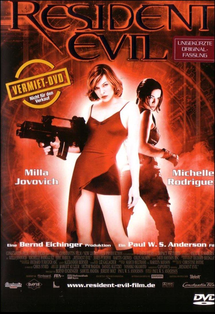 Resident Evil 1 – O Hóspede Maldito – Dublado – Filme Online