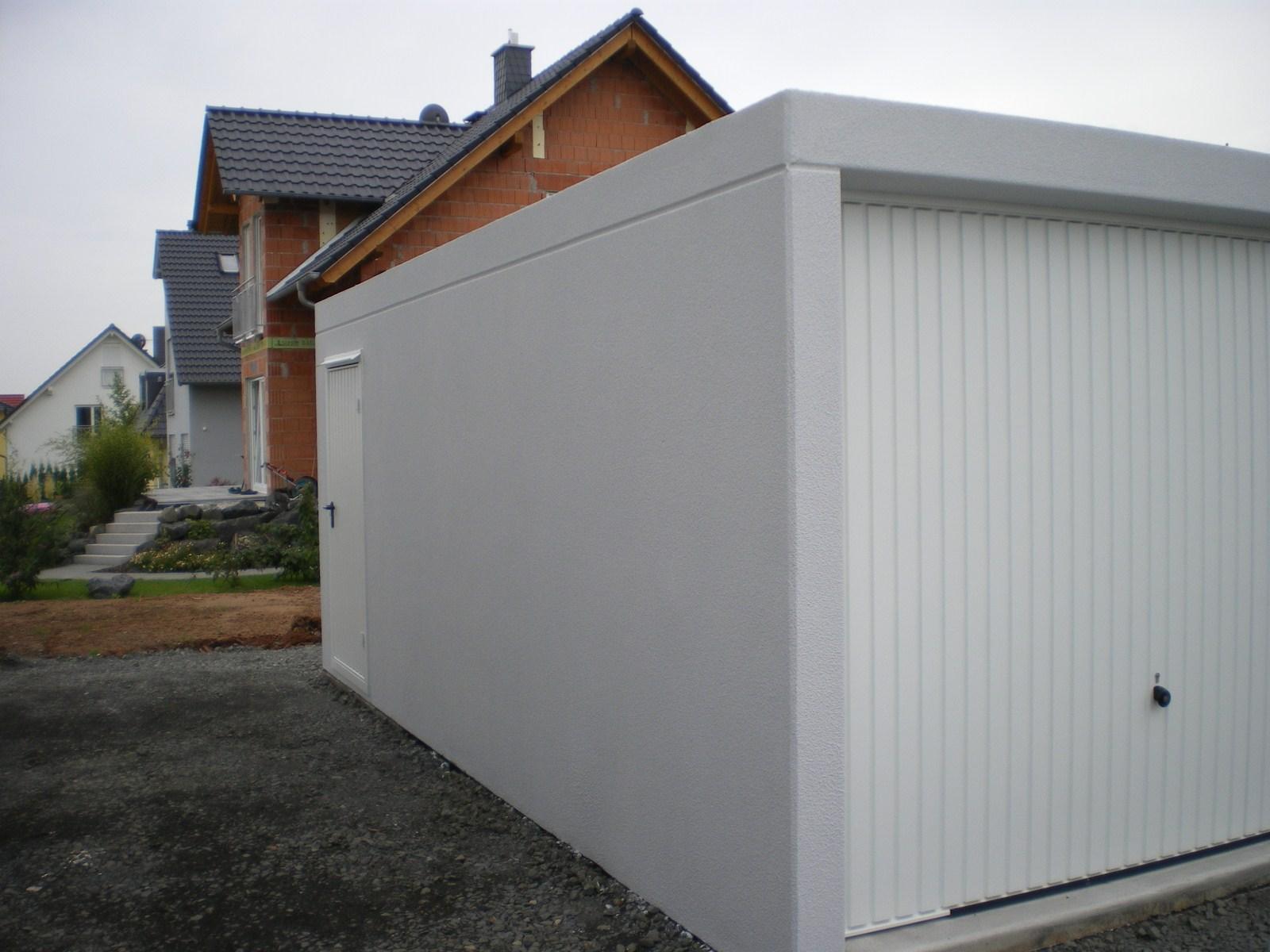 Perfect Die Garage Ist Zwar Da, Wurde Aber Noch Nicht Farbig Angelegt. Dies Wurde  Aber Heute Nachgeholt.