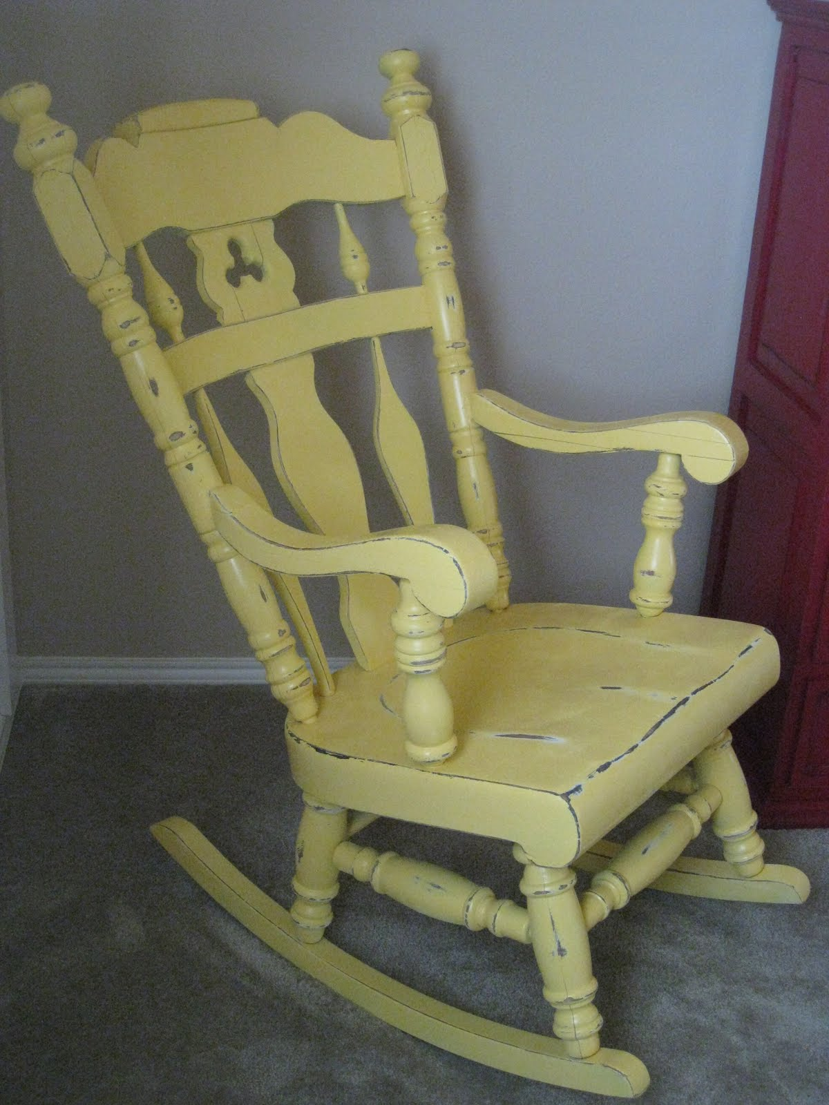 Woodworking Rocking Chair : Woodoperating Machines - An Write-up By Byron Craft