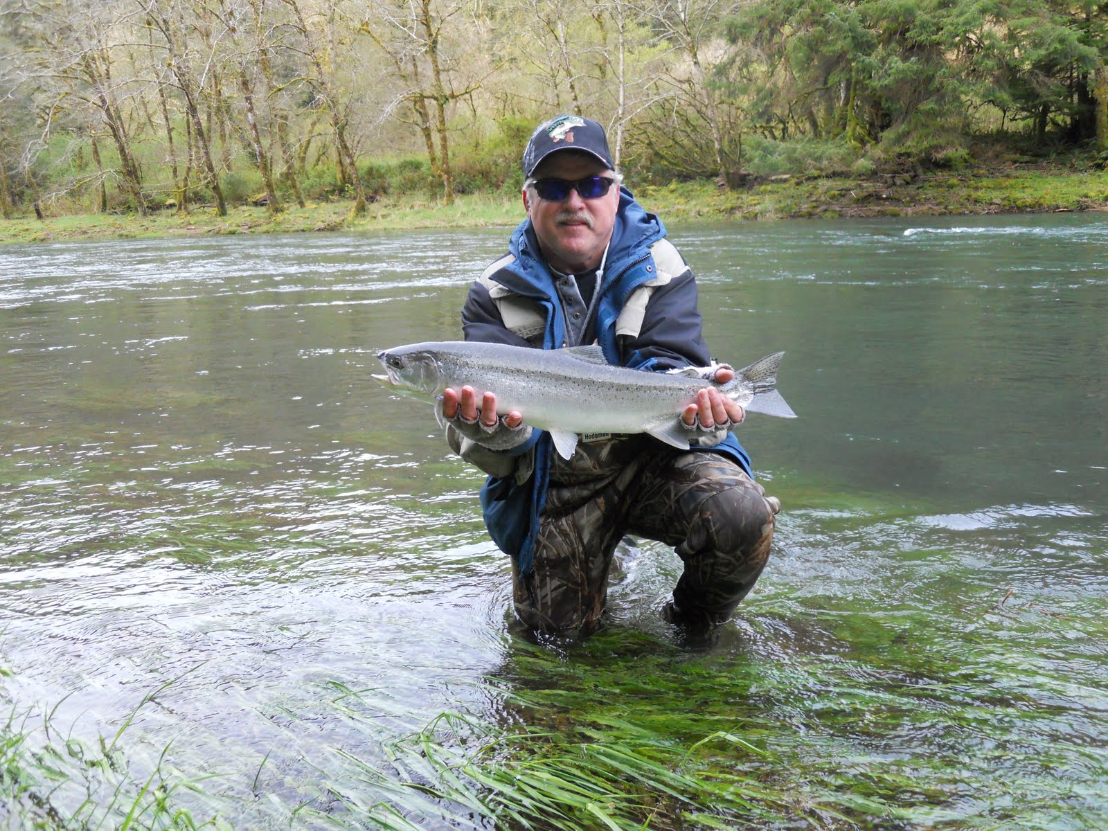 Dave 39 s oregon fishing report for Fishing report oregon