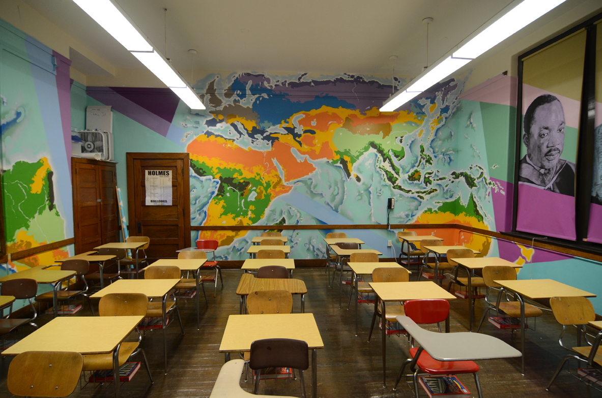 Geography Classroom Decor ~ Higherlevelart ho holmes