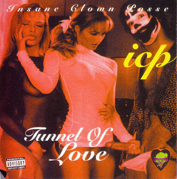 Icp (Insane Clown Posse) - Intro ( Tunnel Of Love )