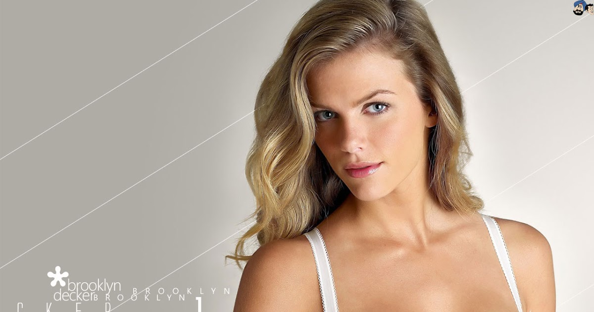 Celebrities models actress wallpapers brooklyn decker for Models brooklyn