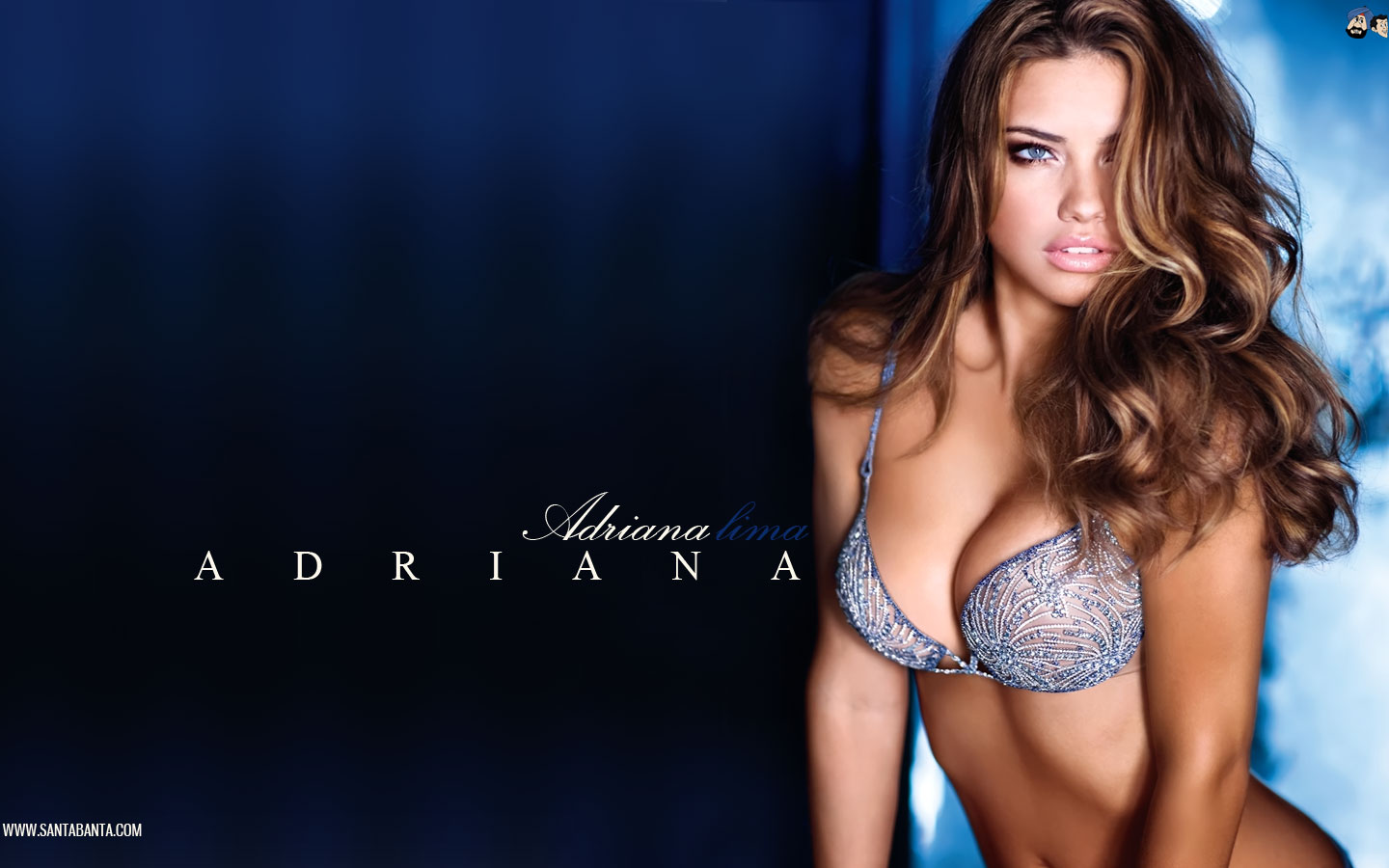 New Pictures of Adriana Lima.
