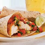 Weight Loss Recipes : Fish Tacos