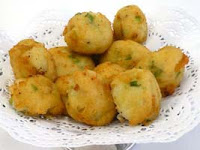 Weight Loss Recipes: POTATO PUFFS