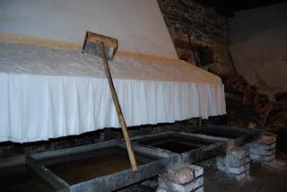 L'obtention du sel par évaporation de l'eau