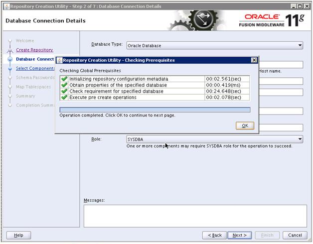 how to check character set in oracle database 11g