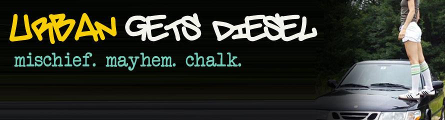 Urban Gets Diesel