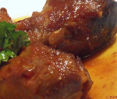 Dans la cuisine de blanc manger pilons de poulet pour - Pilon de poulet a la poele ...