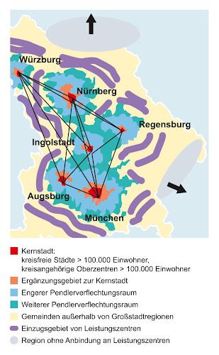 Metropolen und Randgebiete im Zukunftsrat - Gutachten