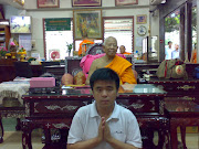 Me and 1 of the highest ranking Monk