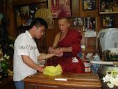 Me and kubra Noi