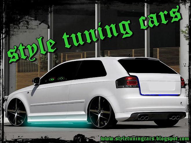 style tuning cars os melhores carros tuning da net