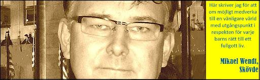 Mikael Wendt bloggar