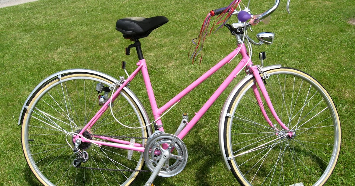 artsy chick quilts my bike has been overhauled. Black Bedroom Furniture Sets. Home Design Ideas