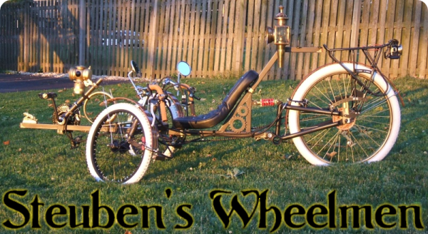 Steuben&#39;s Wheelmen