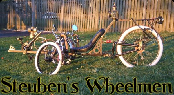 Steuben's Wheelmen