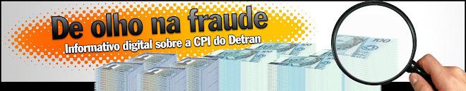De olho na fraude