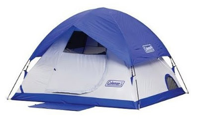 sc 1 st  prospector tent awning c&ing reviews & Coleman SunDome 7-Foot by 7-Foot 3-Person Dome Tent