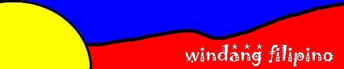 windang filipino