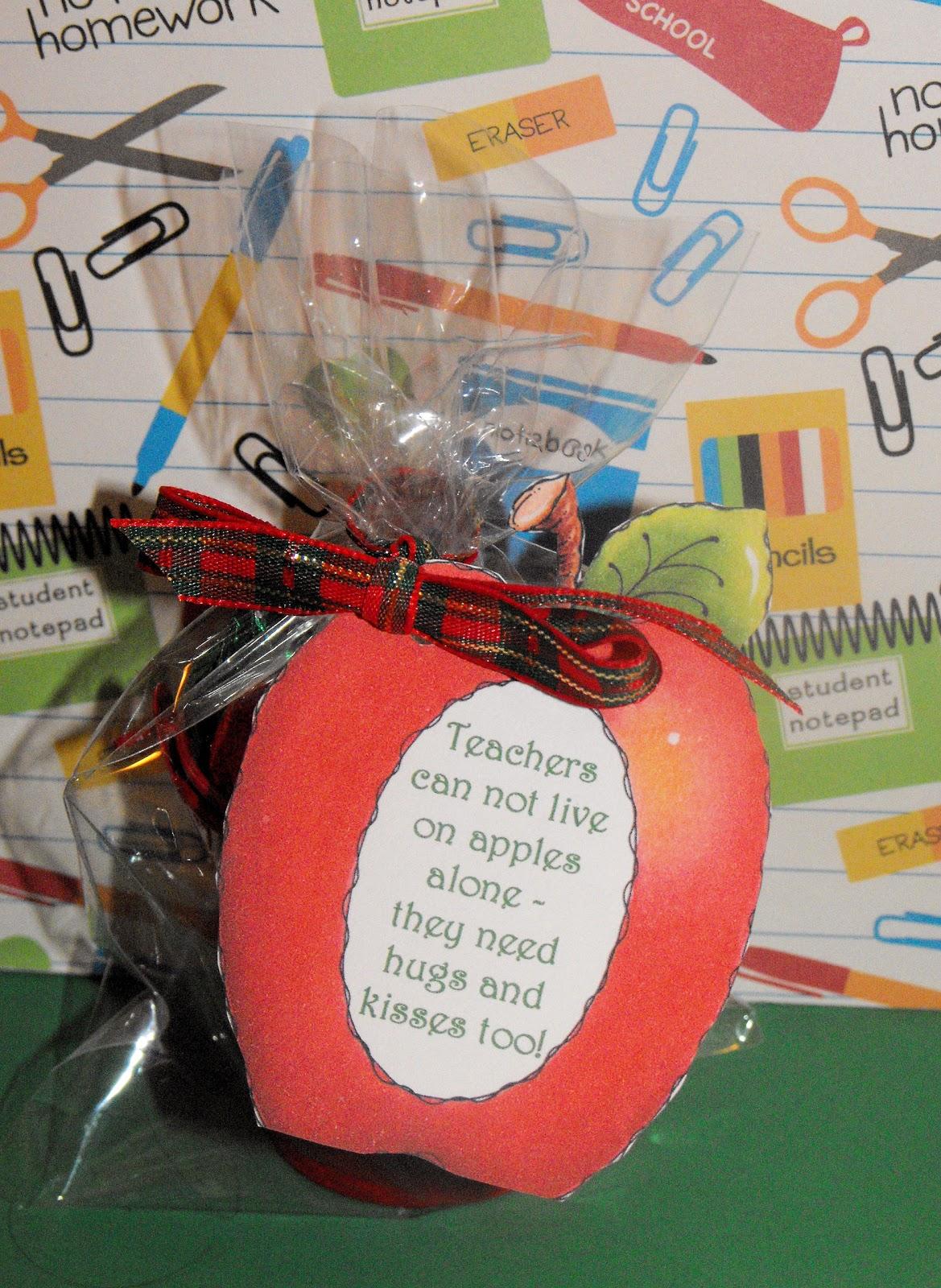 Classroom Gift Ideas For Teacher ~ Coley s corner easy but cute teacher gift idea