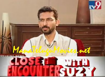 Suzy's close encounter with Sekhar Kammula