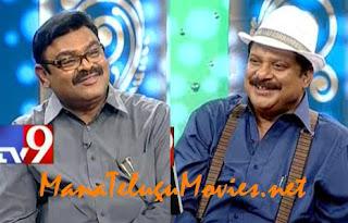 Darmavarapu Sye Ata with Ambati Rambabu