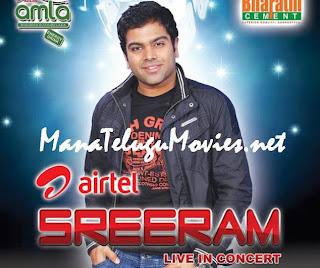 SreeRam Chandra Live Concert Video