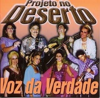 Voz da Verdade - Projeto No Deserto 2001