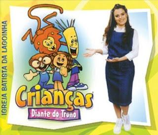 Crianças Diante Do Trono 1 - Crianças Diante Do Trono (2002)
