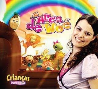 Crianças Diante Do Trono 5   Arca De Noé (2006) | músicas