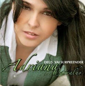 Adriana Carvalho - Eu Viverei Por Ti (Playback)