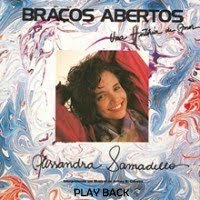 Alessandra Samadello   Braços Abertos (1992) Play Back | músicas