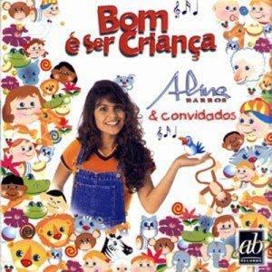 Aline Barros   Bom é Ser Crianca   vol 01