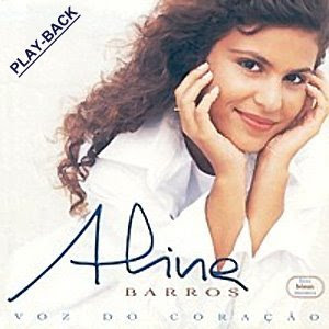 Aline Barros - Voz Do Cora��o (PlayBack)
