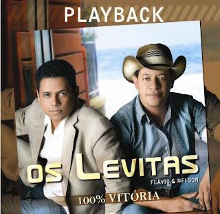 Os Levitas   100% Vitória (2009) Play Back | músicas