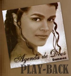Damares   Agenda De Deus (2002) Play Back | músicas