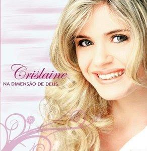 Crislaine   Na Dimensão De Deus (2008) | músicas