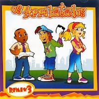 Os Arrebatados - Remix vol.3 2006
