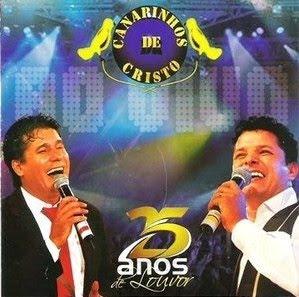 Canarinhos de Cristo - 25 Anos de Louvor (2009)