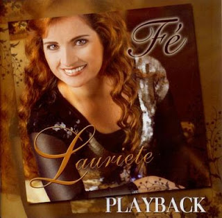 Lauriete   Fé (2008) Play Back | músicas